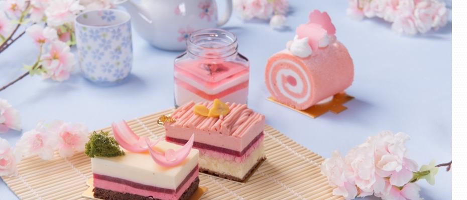 ร้านขนม ลา พาทิซเซอร์รี่ ชวนลองขนมหวาน ต้อนรับฤดูใบไม้ผลิที่ญี่ปุ่น