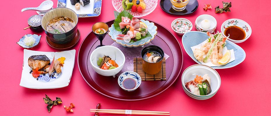 ห้องอาหาร ยามาซาโตะ ขอเสนอเมนูพิเศษรังสรรค์จากวัตถุดิบชั้นดีในช่วงต้นฤดูร้อนของประเทศญี่ปุ่น