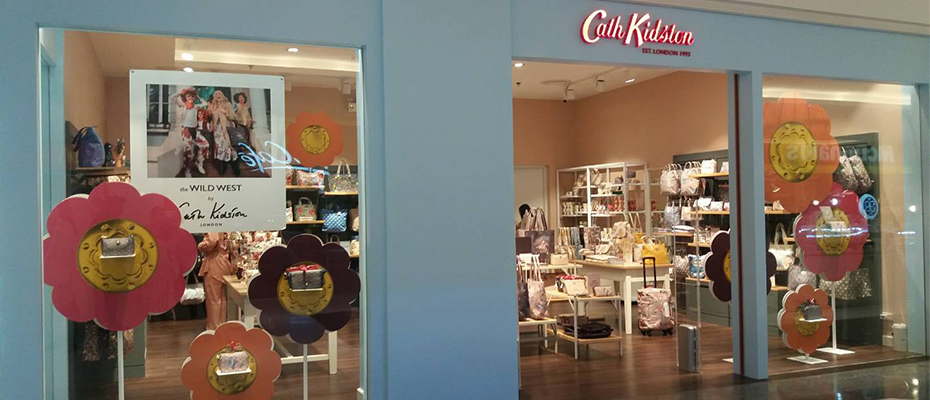 Cath Kidston  ฉลองเปิดร้าน รูปโฉมใหม่ Concept Store  สไตล์โมเดิร์นวินเทจ สุดคูลจากประเทศอังกฤษ