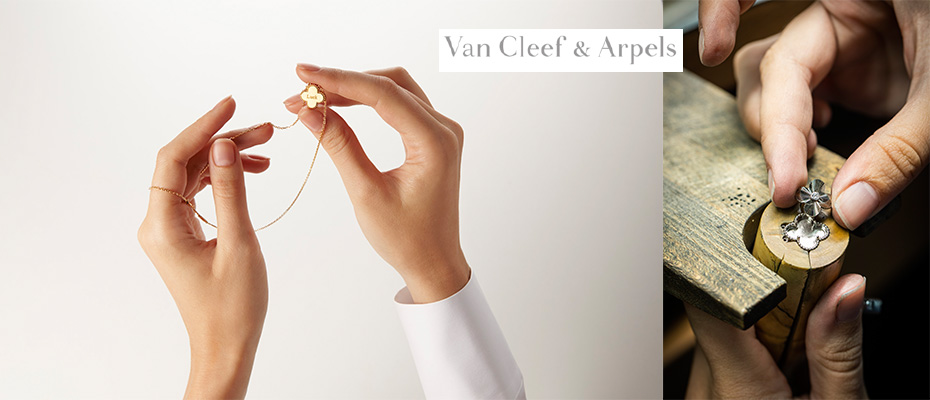 Van Cleef & Arpels l Alhambra holiday 2020