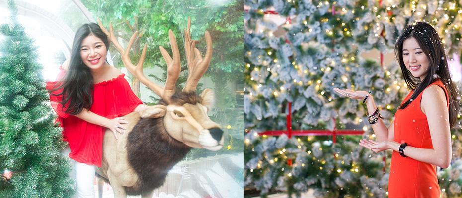5 มุมถ่ายรูปพร้อมเทคนิคถ่ายภาพเก๋ๆ ต้อนรับเทศกาลคริสต์มาส ที่เซ็นทรัลเอ็มบาสซี และเซ็นทรัลชิดลม