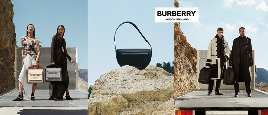 Burberry เผยแคมเปญประจำคอลเล็กชั่น Autumn/Winter 2020 ความทรงจำและการผจญอย่างไม่มีที่สิ้นสุด