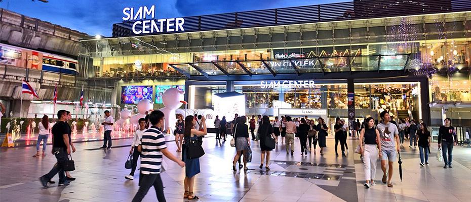 สยามเซ็นเตอร์ สุดยอดแลนด์มาร์คครองใจคนรักสนีคเกอร์รวมทุกรุ่นลิมิเต็ดรุ่นใหม่ล่าสุดไว้ที่นี่ที่แรก! ที่เดียว! ยิ่งใหญ่ที่สุดในเมืองไทย!!