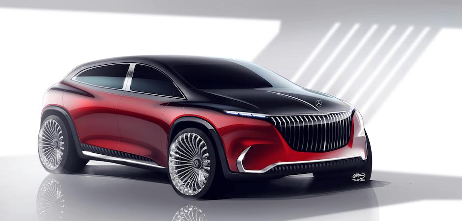 เมอร์เซเดส-เบนซ์ เตรียมเปิดตัวรถยนต์ไฟฟ้า 100%