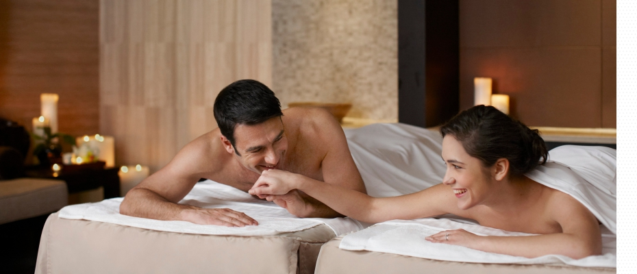 """ส่งมอบความรักให้กับคนสำคัญของคุณ กับโปรโมชั่น """"Stay Together + Spa Together"""" ที่ สปา บาย เลอ เมอริเดียน"""