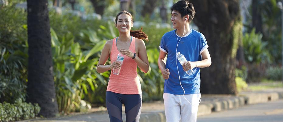 ออกกำลังกายแบบสายชิลล์ กับเทคนิคชีวิตดีๆ เริ่มง่ายๆ ด้วยการเดินเร็ว