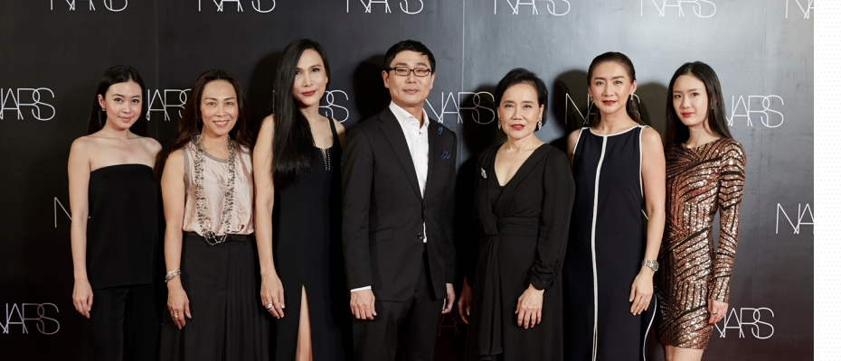 GRAND OPENING NARS FIRST BOUTIQUE STORE
