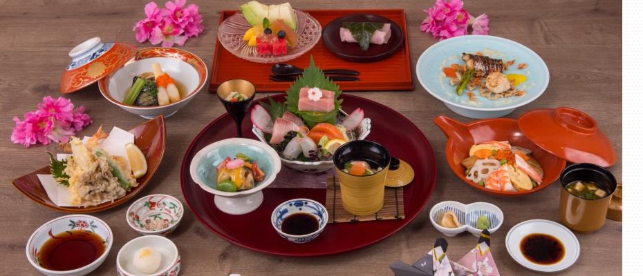 ห้องอาหารยามาซาโตะแนะนำเมนูพิเศษสำหรับเทศกาลวันเด็กผู้หญิง ของประเทศญี่ปุ่น